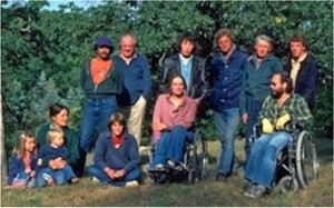 First Wilderness Inquiry Group 1977
