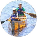 Trips by activity: Kevlar canoe in the Boundary Waters Canoe Area.
