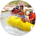 Trips by activity: Whitewater rafting on the Colorado River in the Grand Canyon.