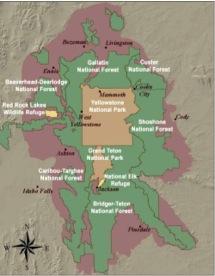 Yellowstone National Park Harriet Spencer Endowment