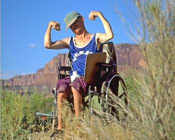 WI bring everyone to the outdoors, regardless of ability