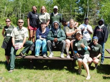 US Forest Service, YMCA, Megan O'Hara