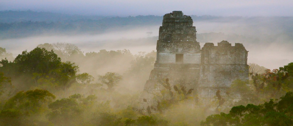 Belize and Tikal Cover