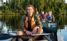 Tandem Canoe