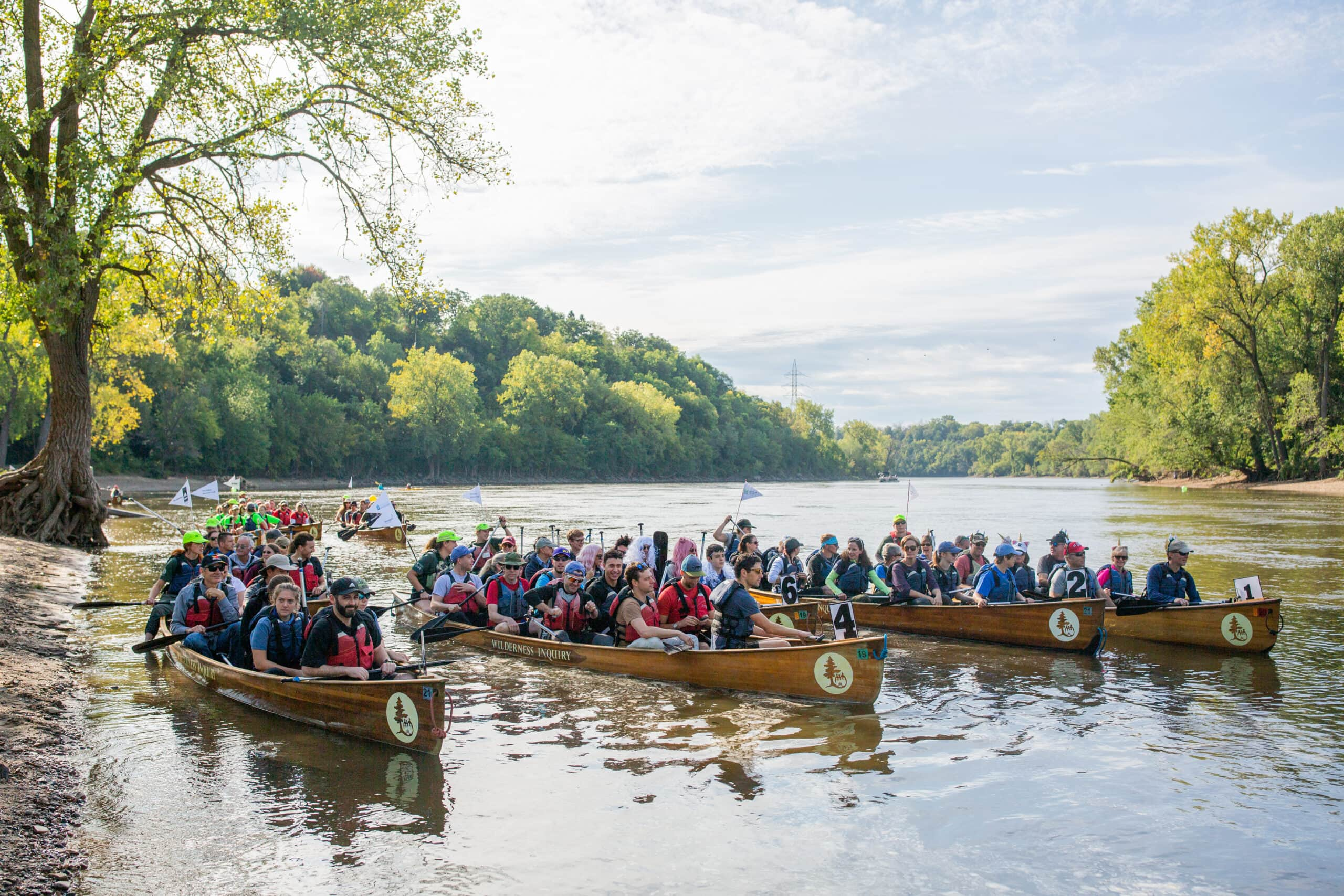 Great River Race 2020