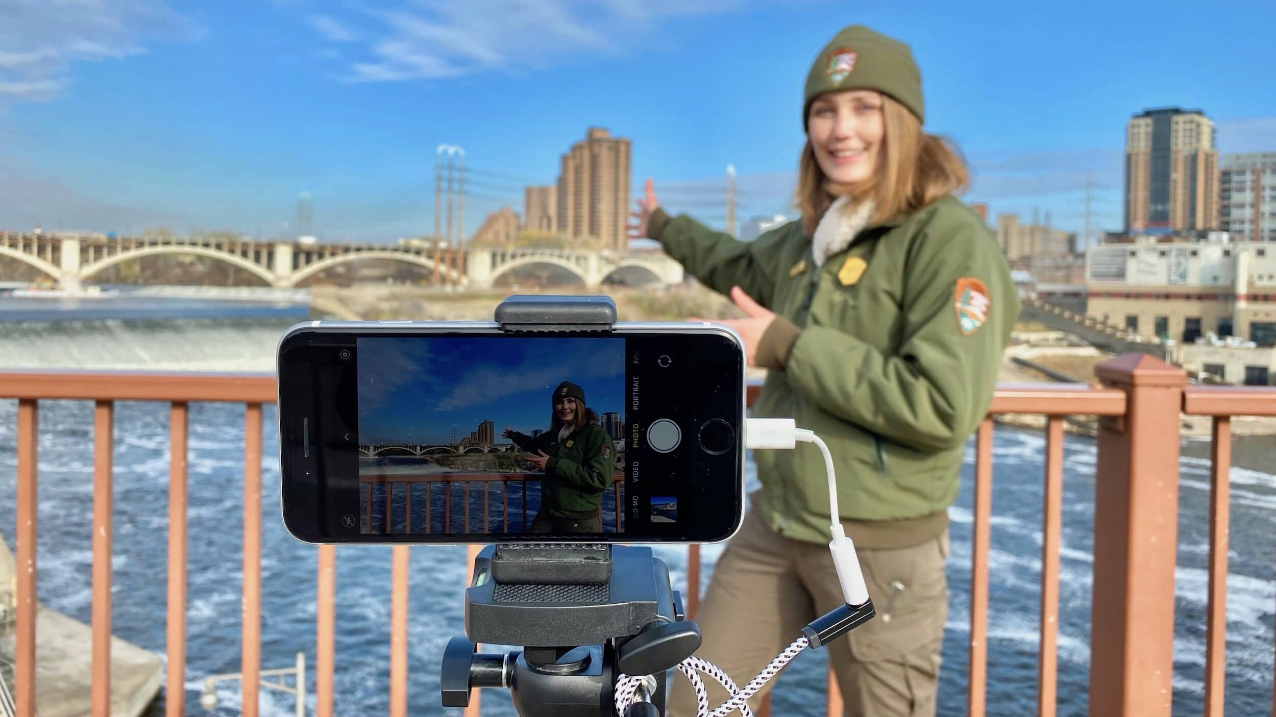 Virtual Explorers for Youth