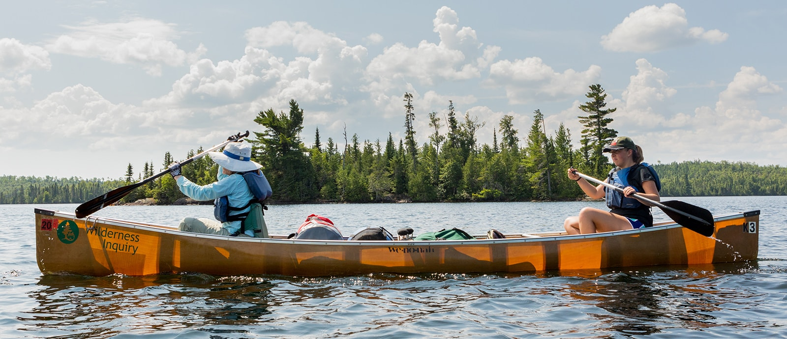 Boundary Waters Paddle Adventure - Wilderness Adventures