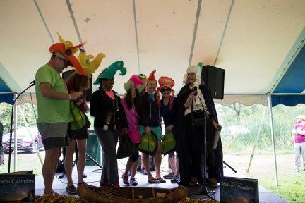 The McKnight Foundation accepts a spirit award