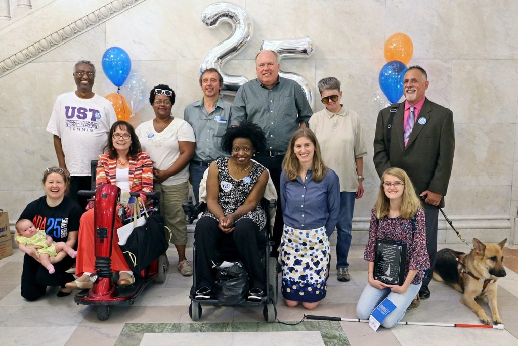 Wilderness Inquiry receives the ADA Award
