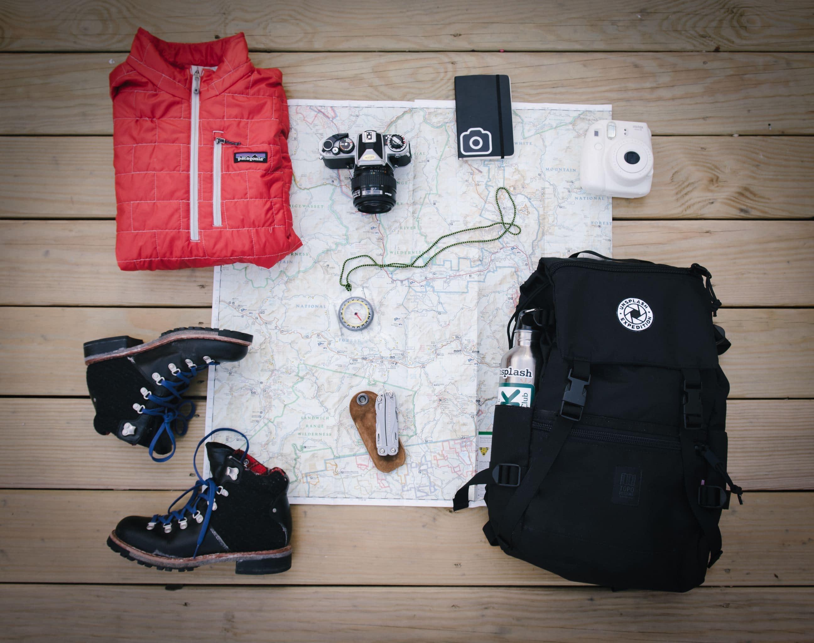 Week-long Travel Checklist