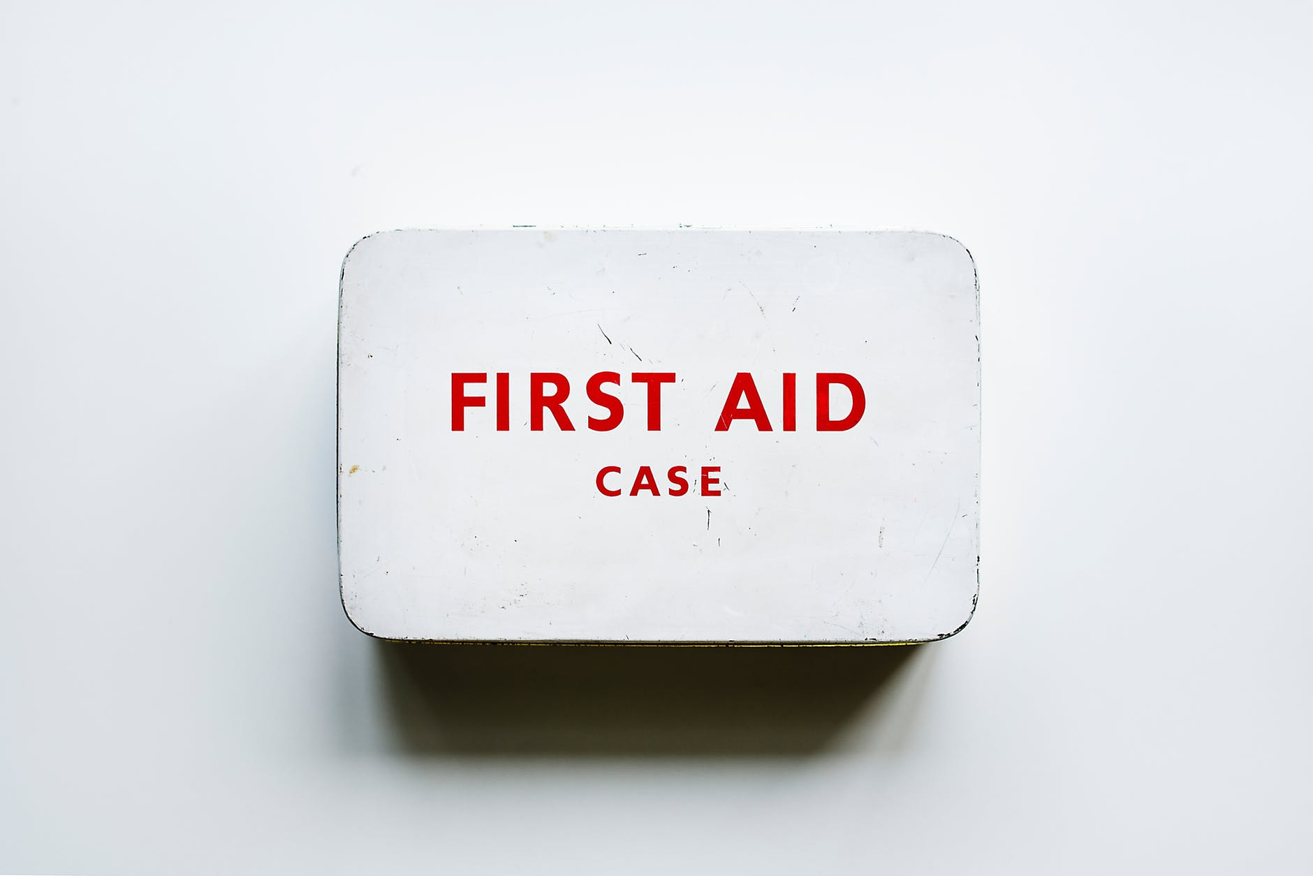 first aid for camping