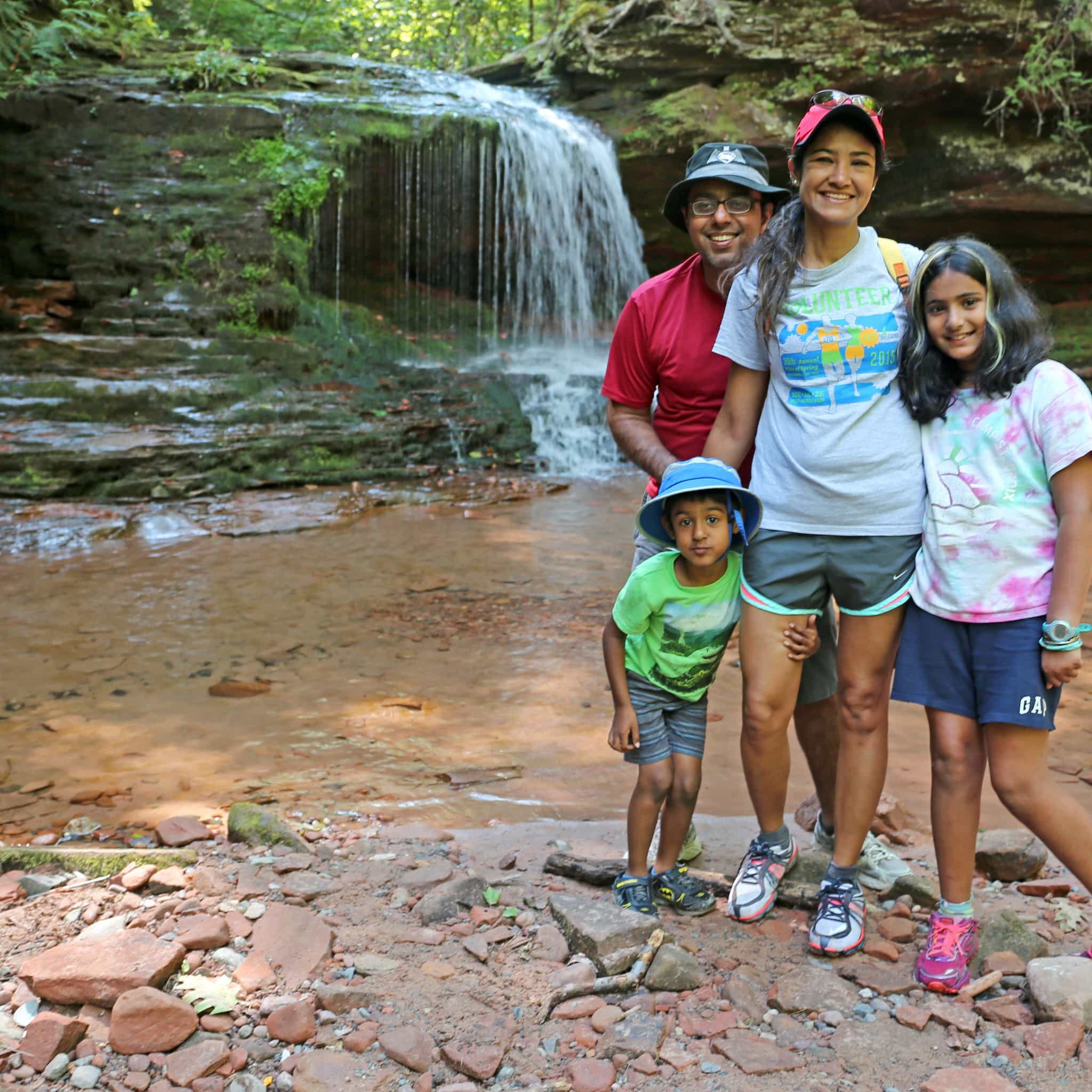 Hiking to Lost Creek Falls will be a highlight for your kids.